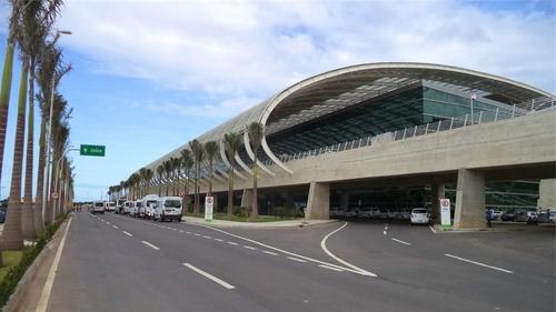Aeroporto De Natal : Natal international airport augusto severo latest china