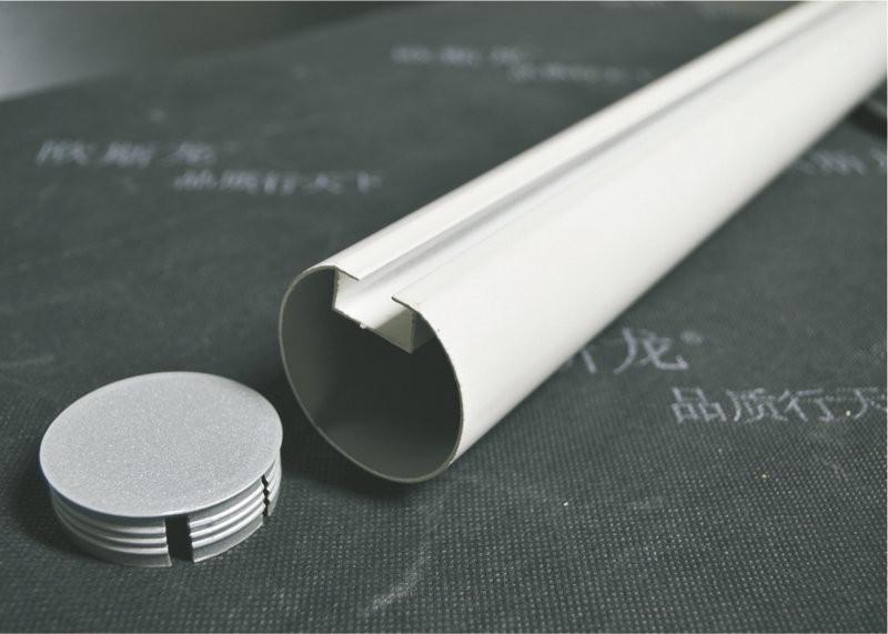 High Grade Aluminum Tubular Linear Metal Ceiling Museum