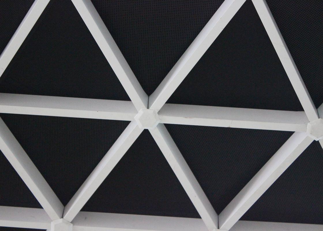 Verdr ngte dreieck handelsdecken fliesen verschiebendes decken aluminiumgitter - Decken fliesen ...