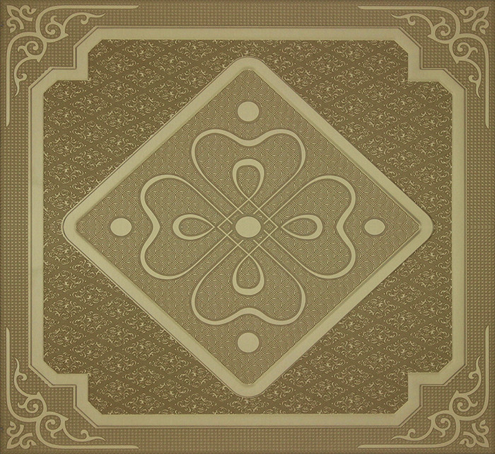 Bathroom Drop Ceiling Tiles: Luxury Interior Artistic Ceiling / Bathroom Suspended