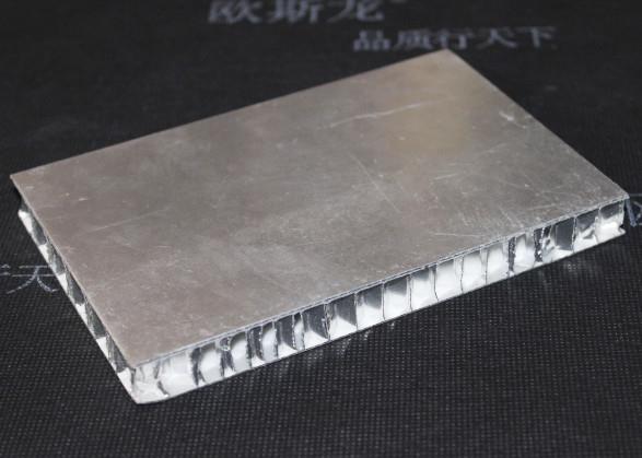 panneau en aluminium de nid d 39 abeilles tuile d corative de mur ext rieur de b timent t gulaire. Black Bedroom Furniture Sets. Home Design Ideas