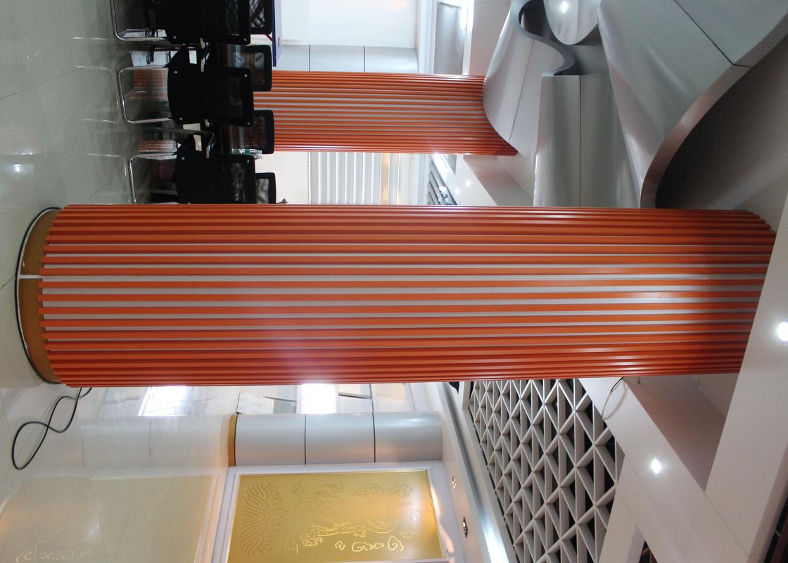 da decoração madeira gosta do teto quadrado de alumínio do tubo #A34828 1119x800